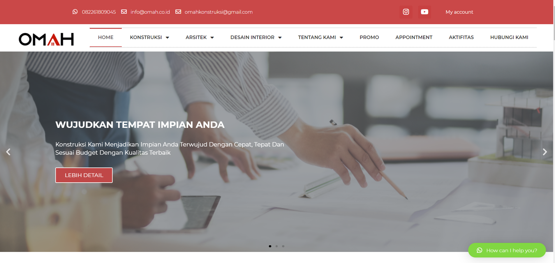website omah